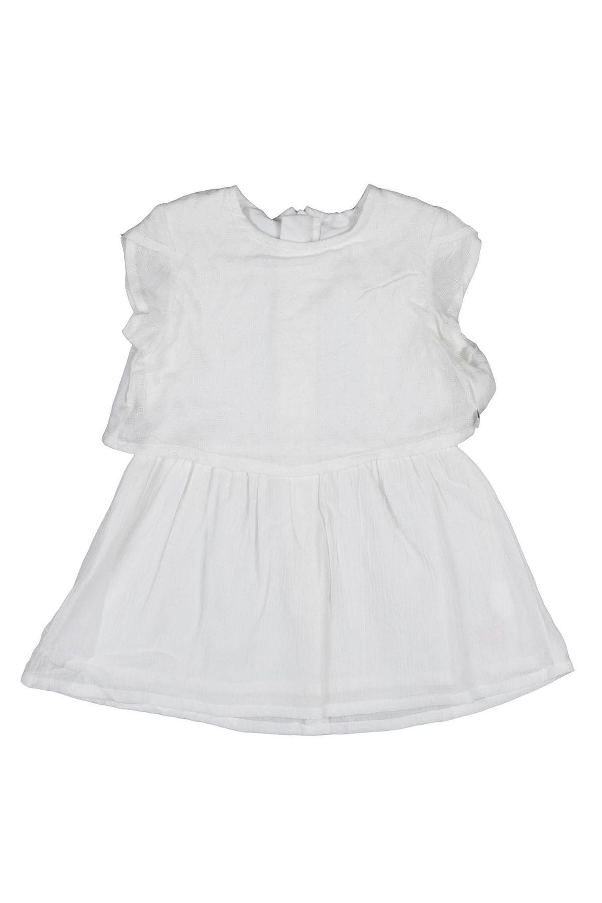 Bebepan 4017 БЕЛЫЙ Платье Для Девочек