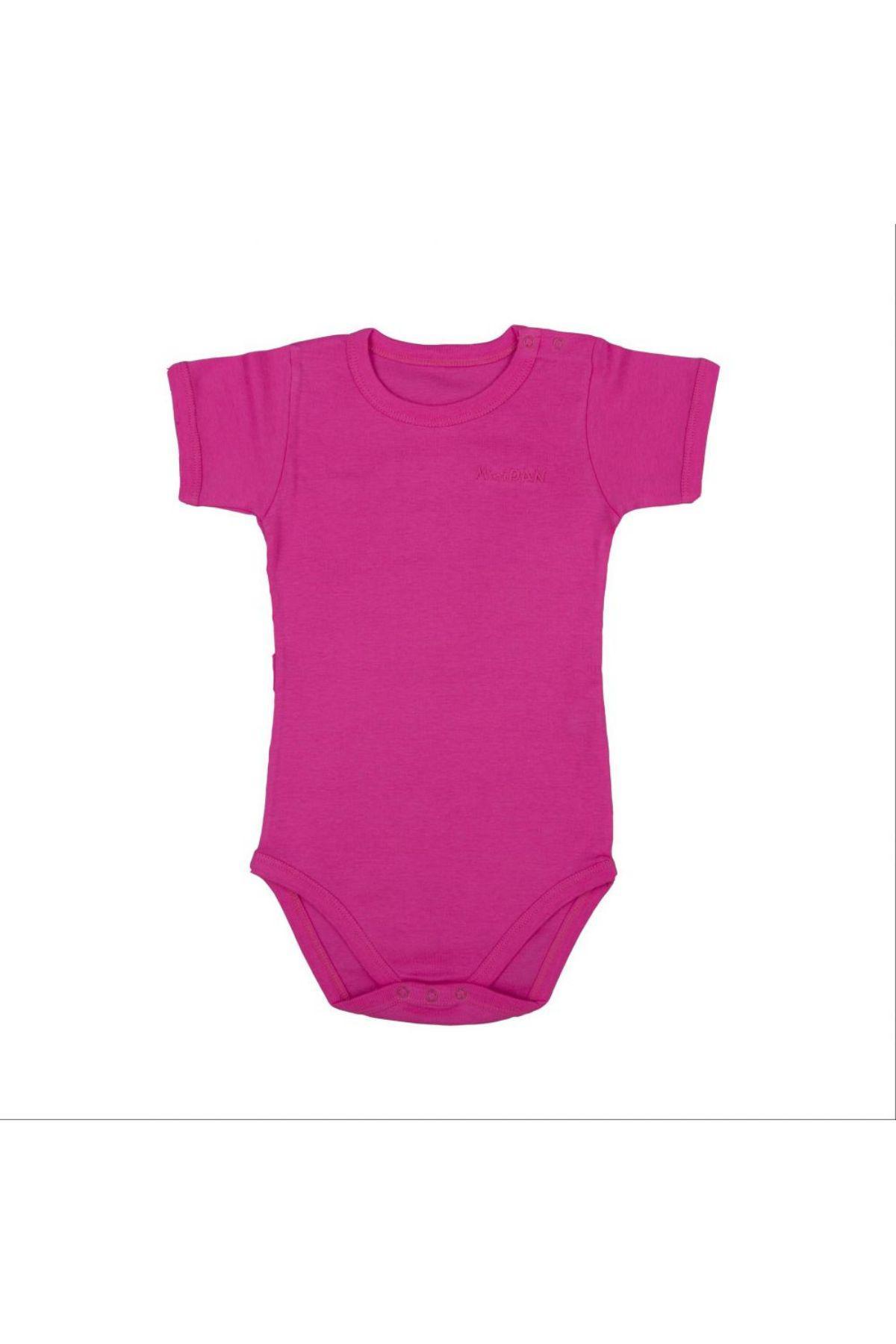 Bebepan 5014 ФУКСИЯ Боди для младенцев