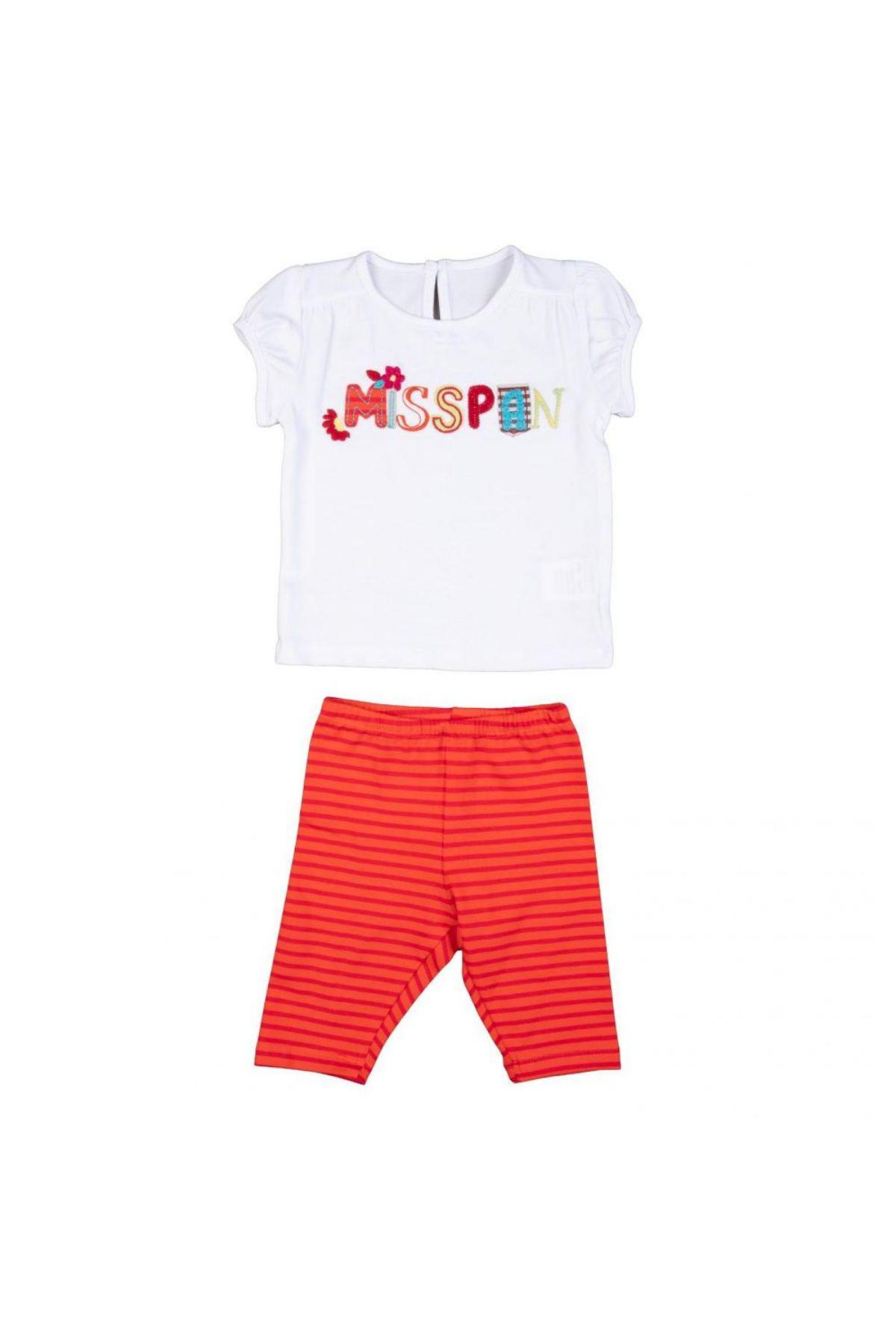 Bebepan 6358 ЖЕЛТЫЙ Детский костюм для девочек