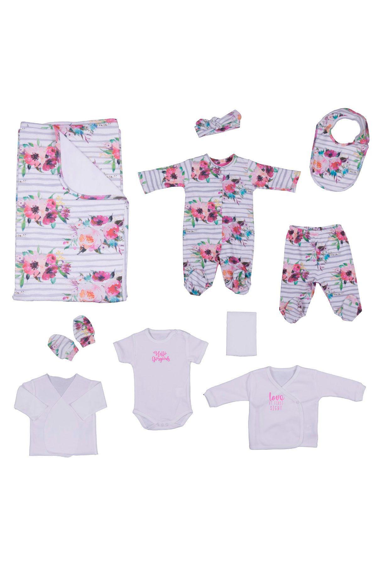 Bebepan 2025 БЕЛЫЙ Одежда Для Новорожденных