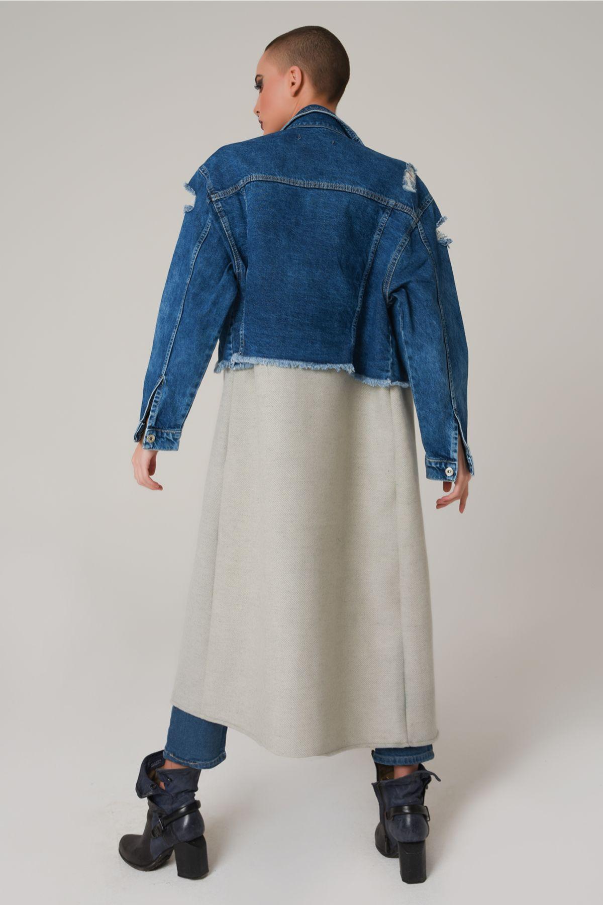 Ketzz 3024 СИНИЙ Женская Куртка