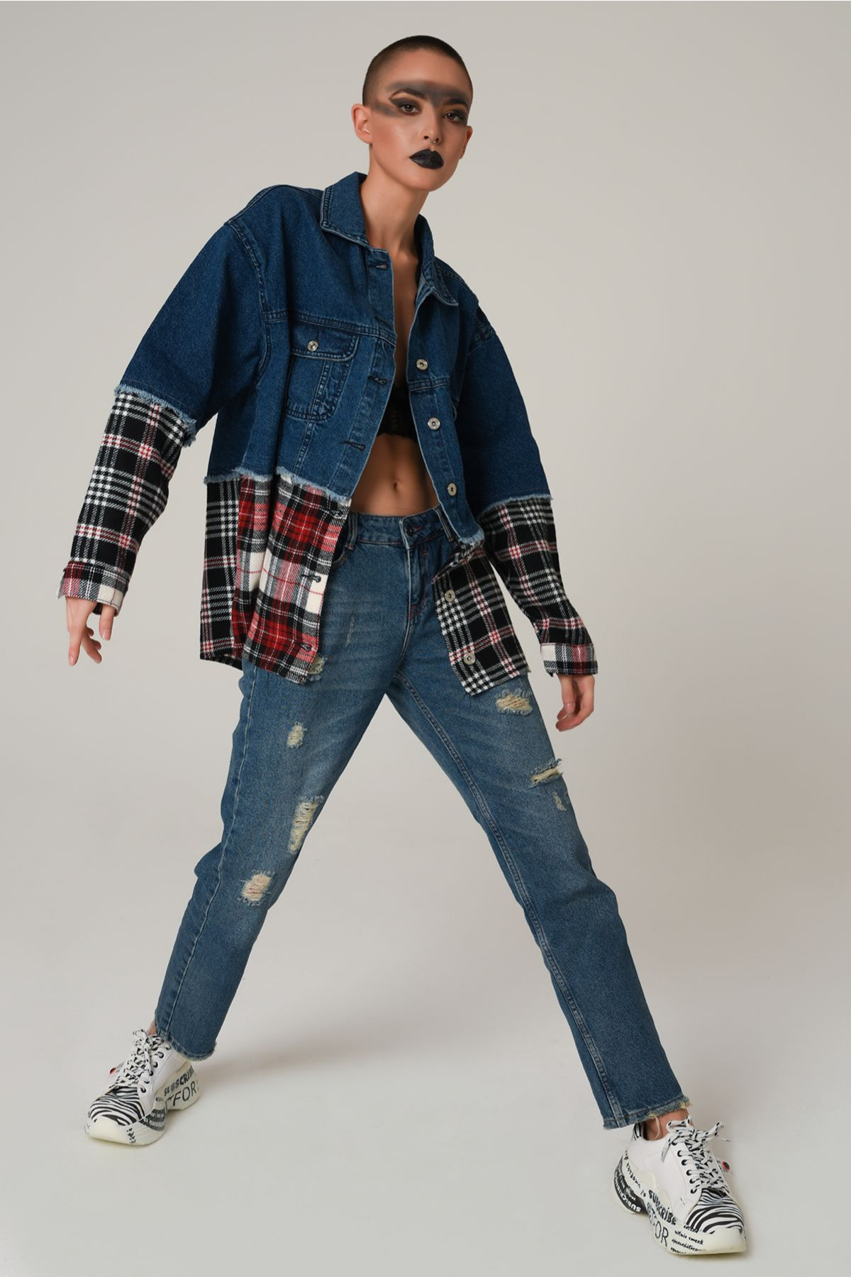 Ketzz 3020 ТЕМНО-СИНИЙ Женская Куртка