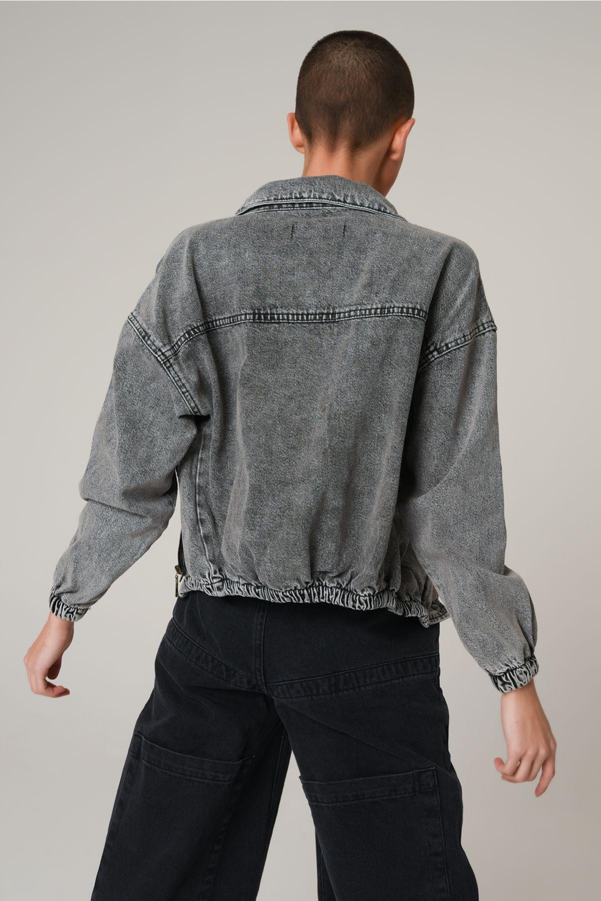 Ketzz 3004 СЕРЫЙ Женская Куртка