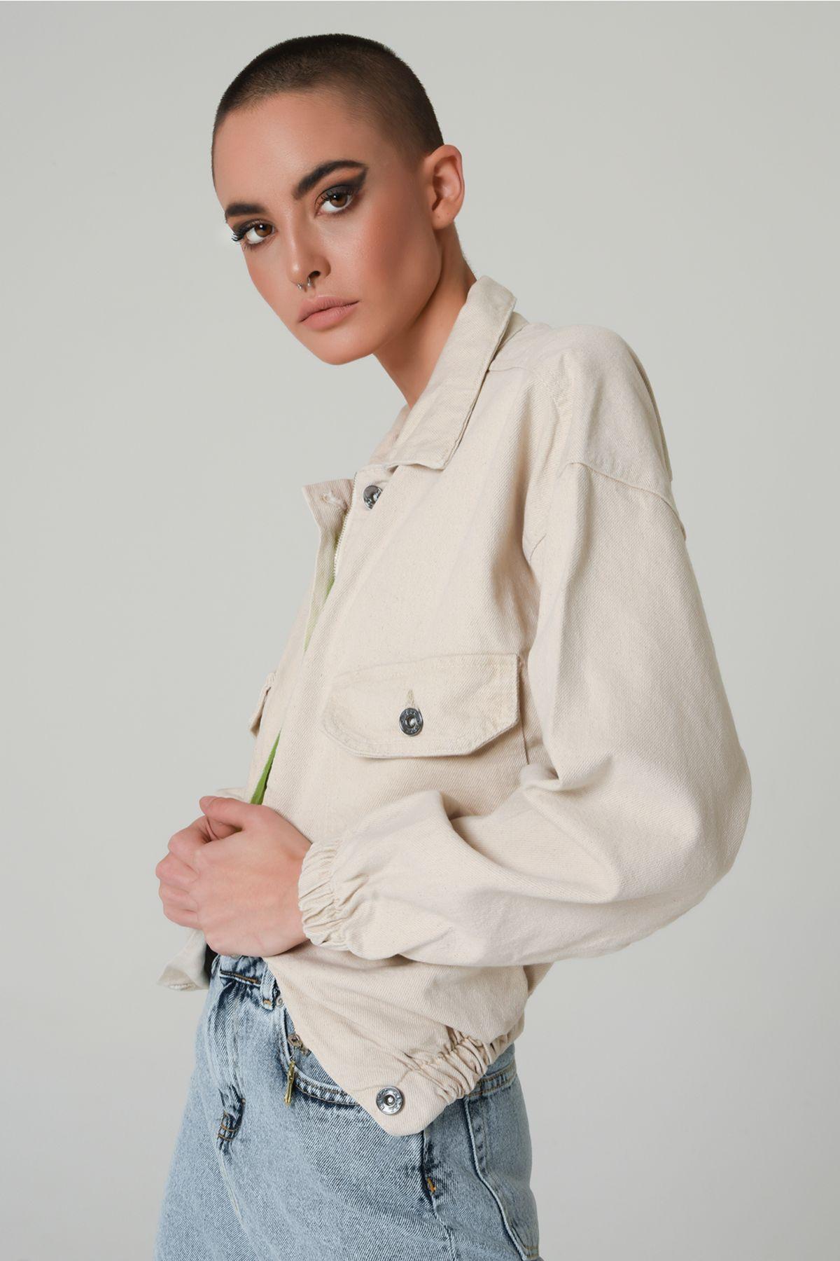 Ketzz 3004 КРЕМОВЫЙ Женская Куртка