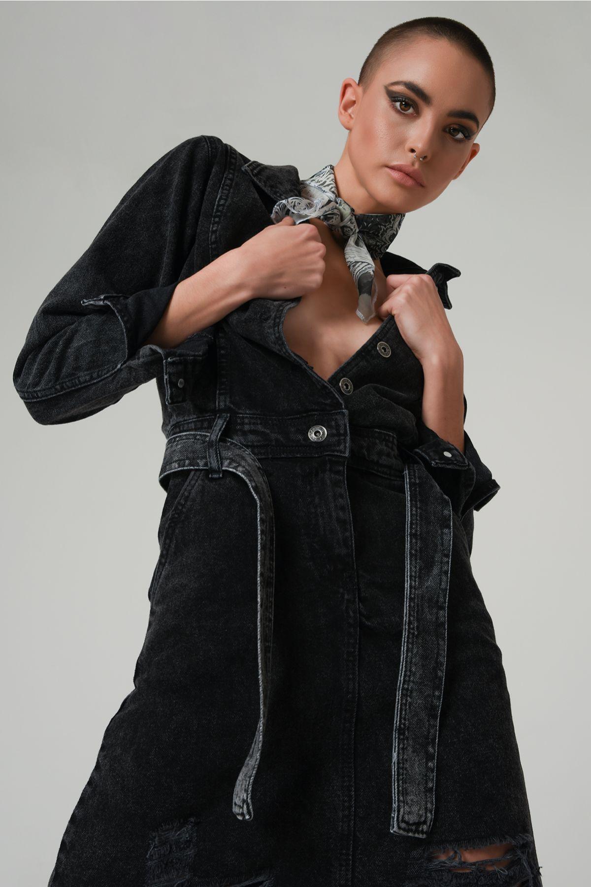Ketzz 5023 ЧЕРНЫЙ Женское Платье