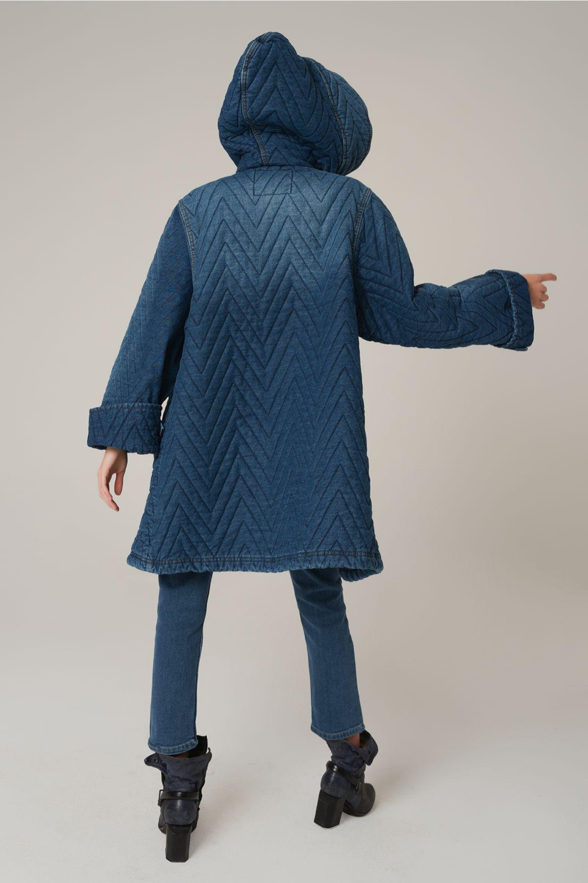 Ketzz 3050 СИНИЙ Женская Куртка