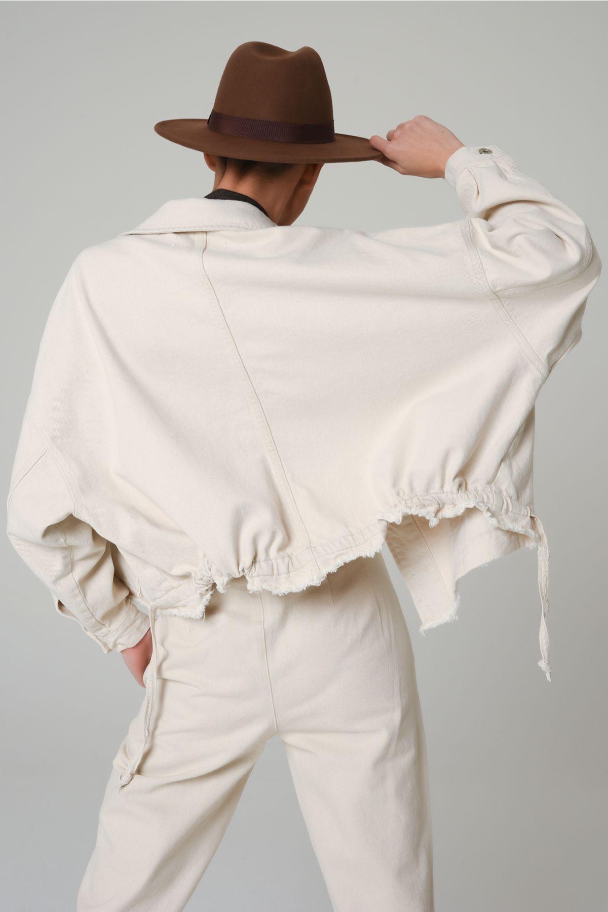 Ketzz 3003 КРЕМОВЫЙ Женская Куртка