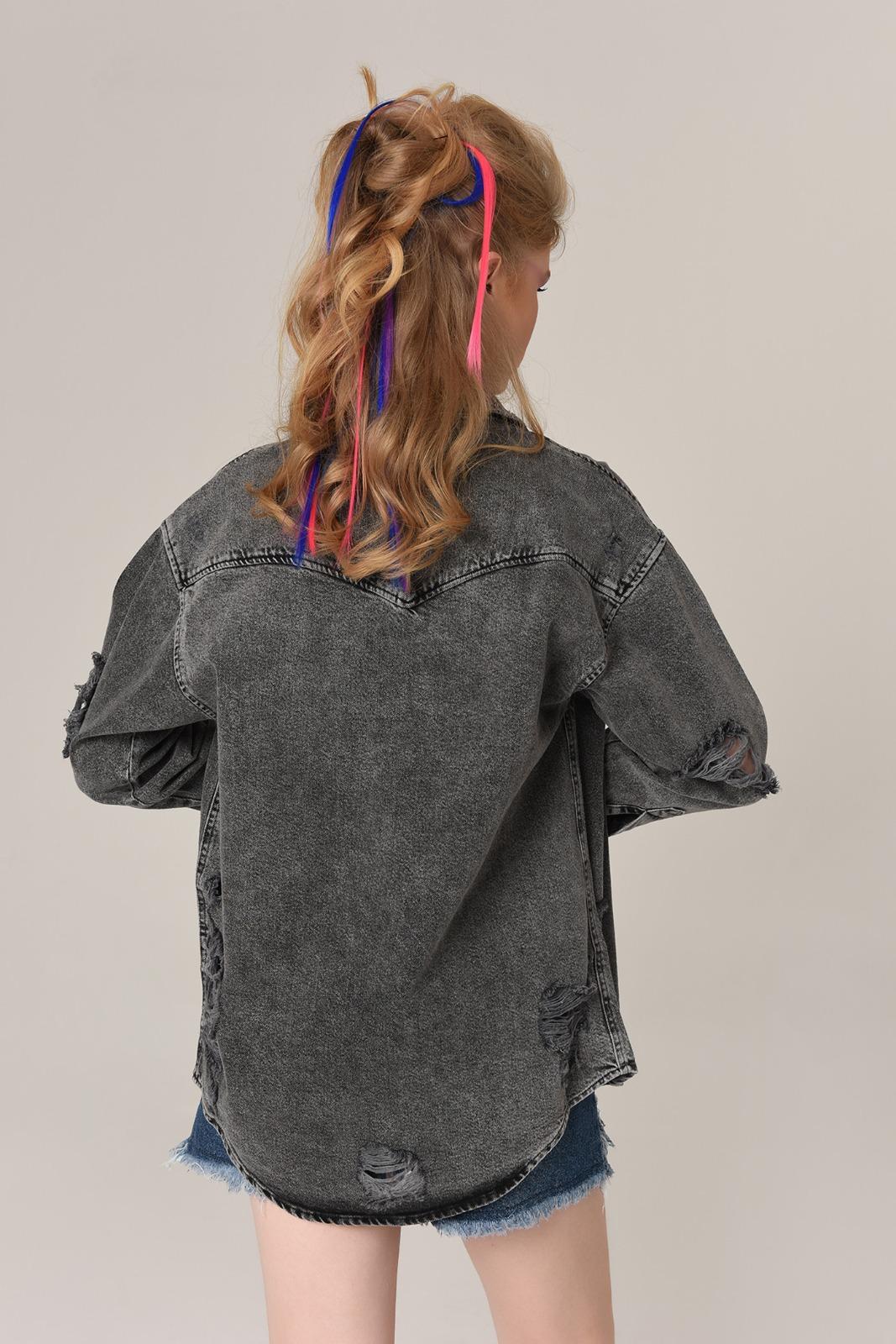 Ketzz 6002 ЧЕРНЫЙ Женская Куртка