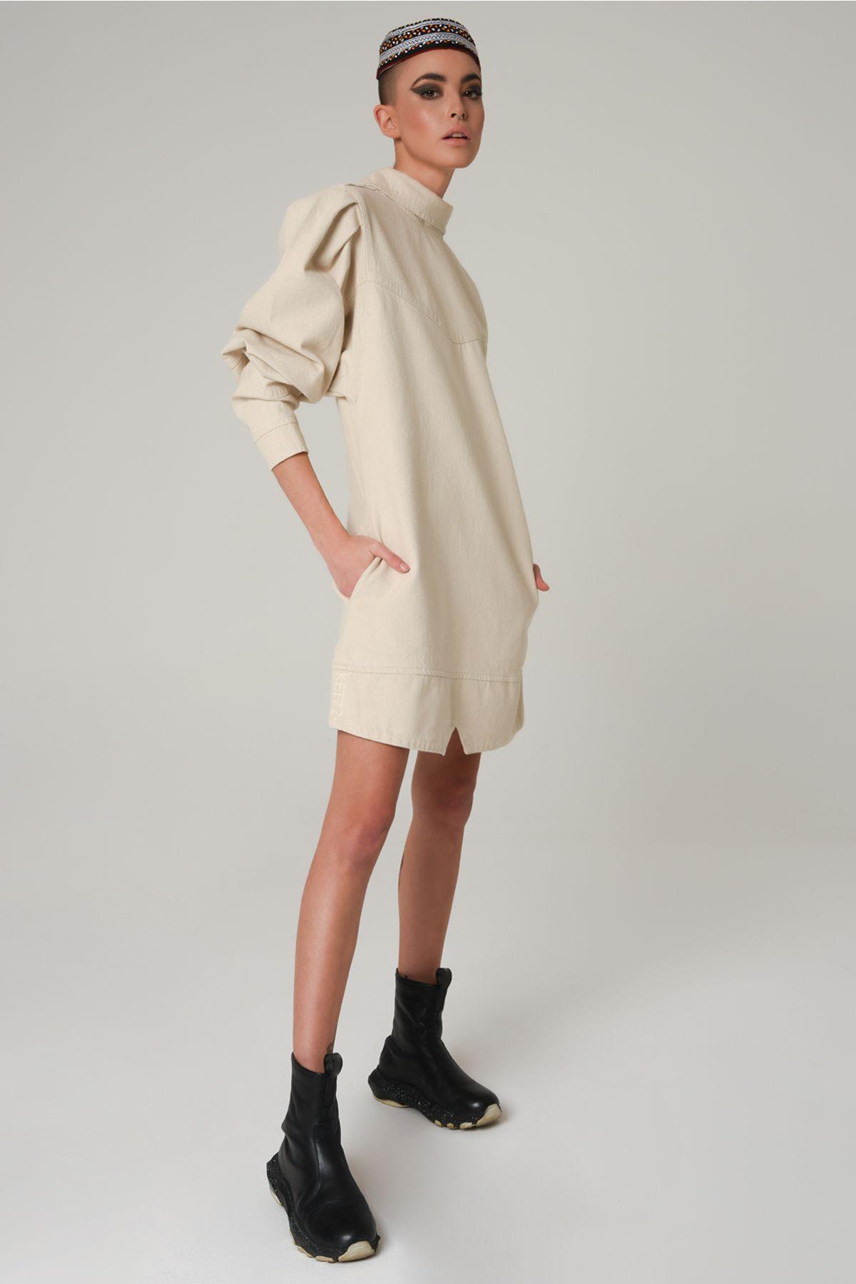 Ketzz 5020 КРЕМОВЫЙ Женское Платье