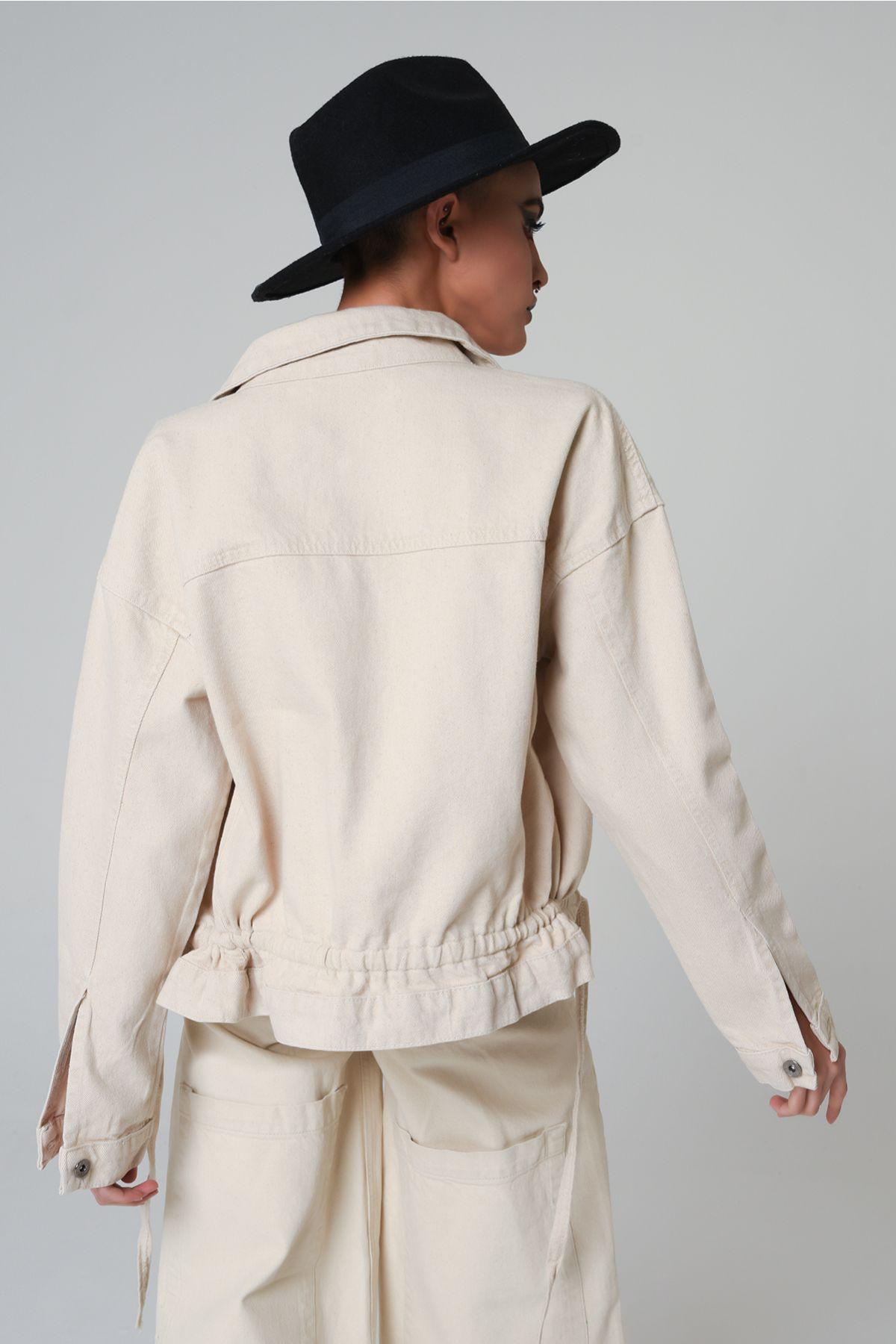 Ketzz 3006 КРЕМОВЫЙ Женская Куртка