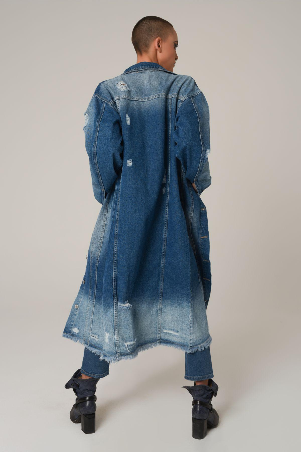 Ketzz 3025 СИНИЙ Женская Куртка