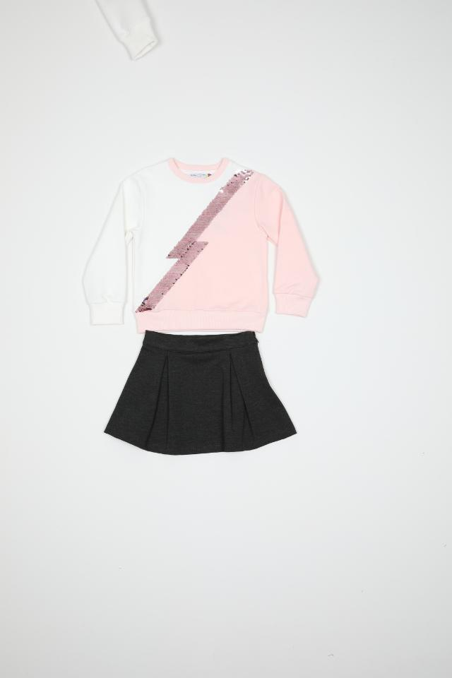 Maia Kids 10318 РОЗОВЫЙ Детский костюм для девочек