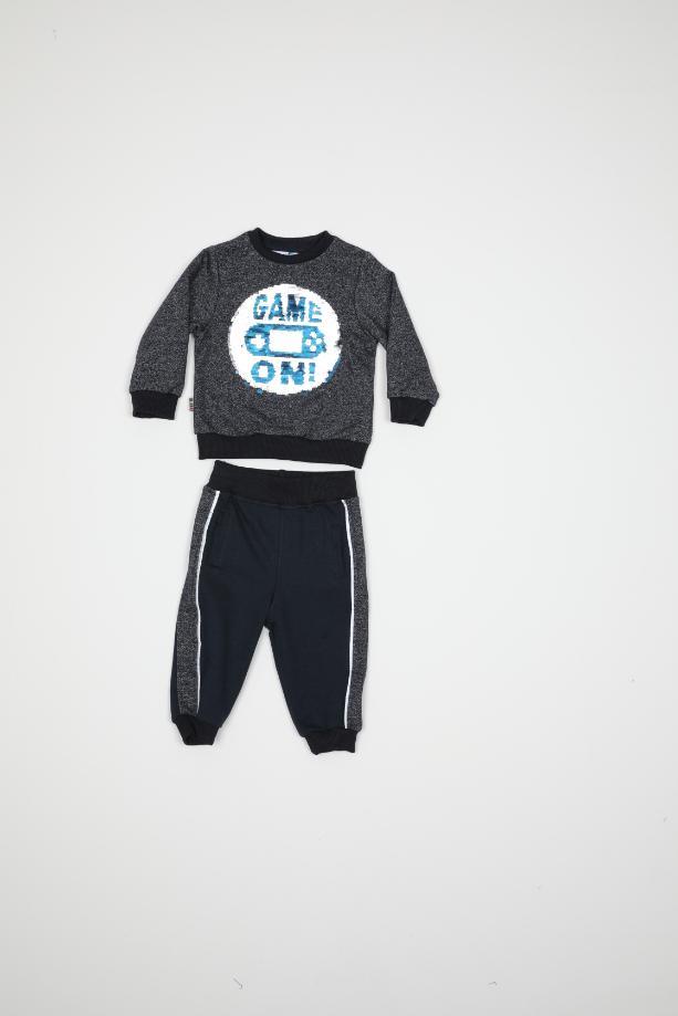 Maia Kids 10252 ТЕМНО-СИНИЙ Детский костюм для мальчиков