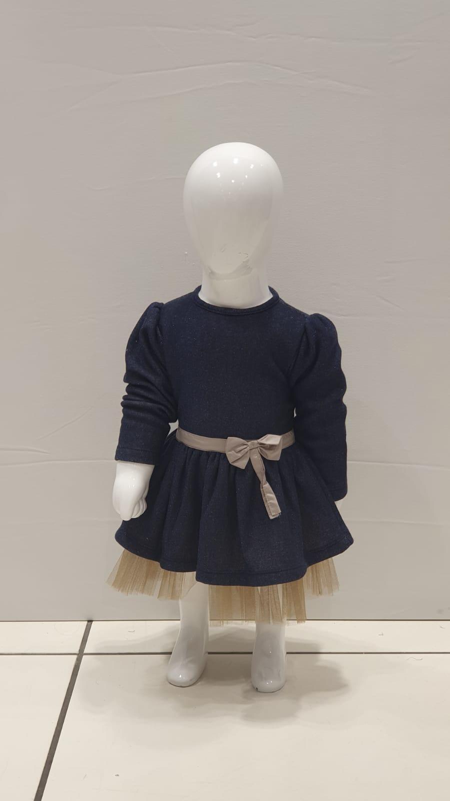 Maia Kids 10334 ХАКИ Платье Для Девочек
