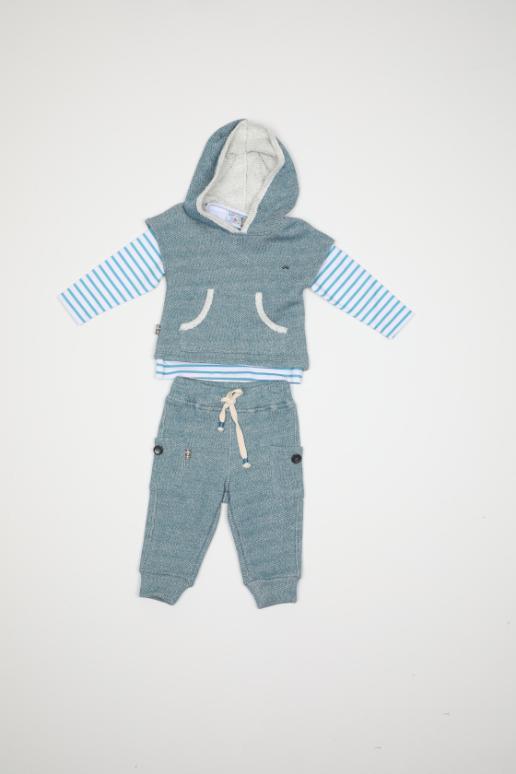 Maia Kids 10273 СИНИЙ Детский костюм для мальчиков