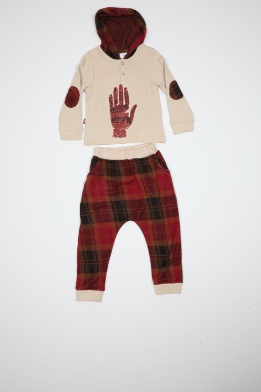 Maia Kids 9480 ПЕСОЧНЫЙ Детский костюм для мальчиков