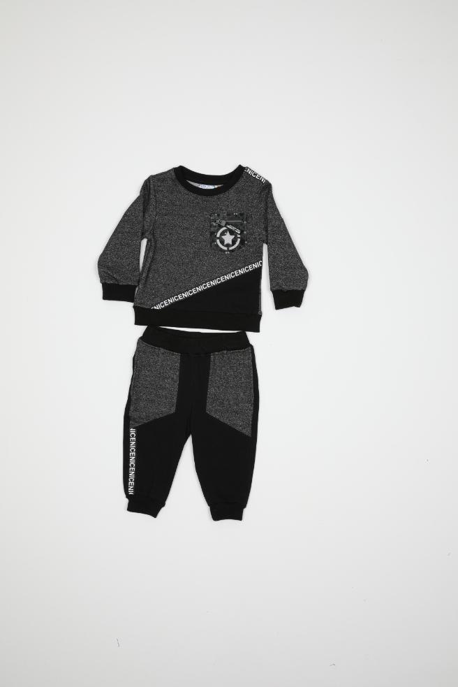 Maia Kids 10319 ЧЕРНЫЙ Детский костюм для девочек