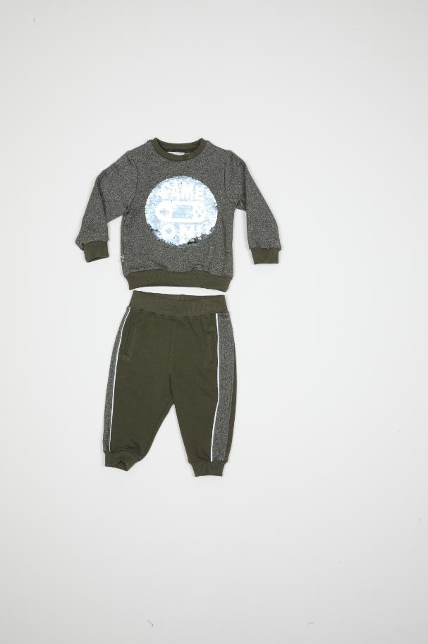 Maia Kids 10250 ХАКИ Детский костюм для мальчиков