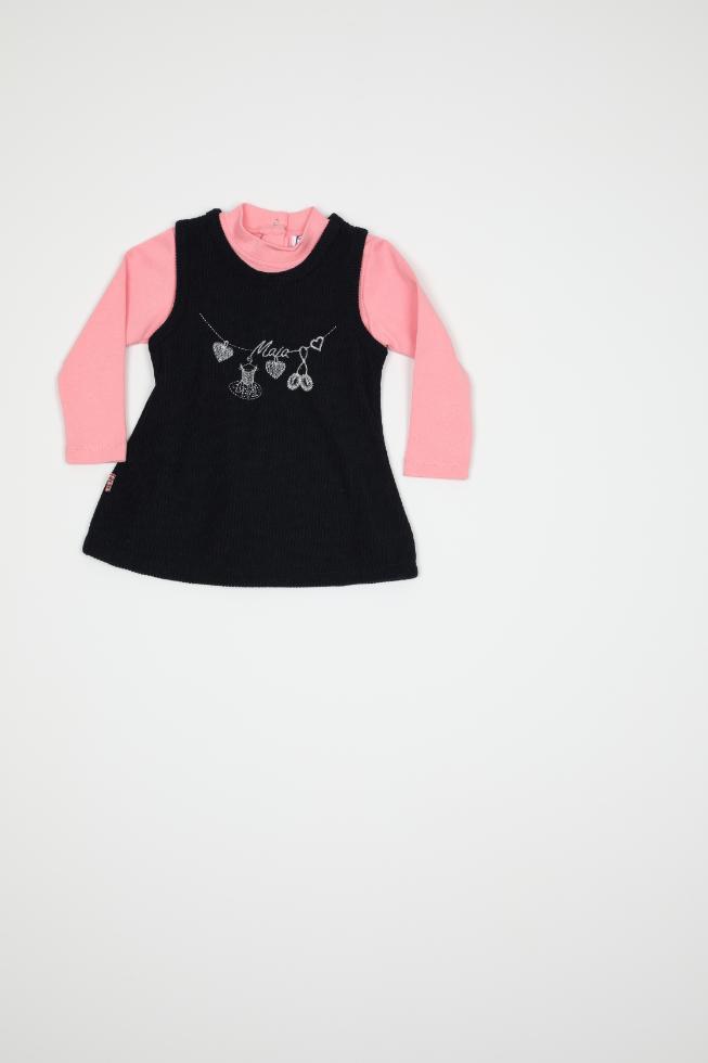 Maia Kids 9979 РОЗОВЫЙ Детский костюм для девочек