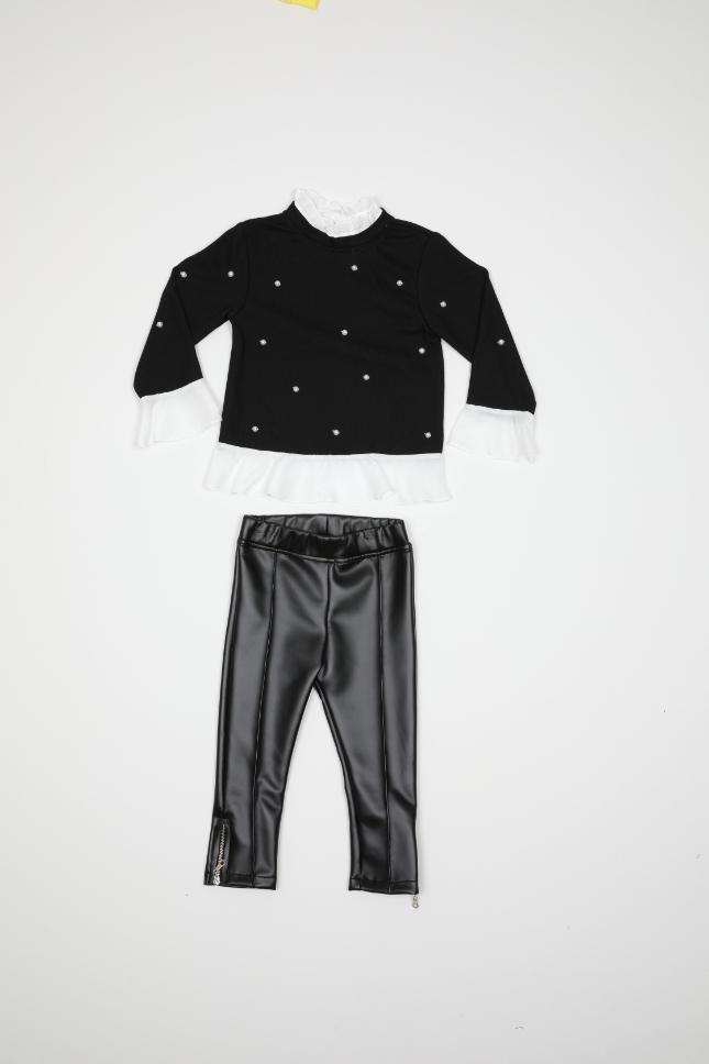 Maia Kids 10333 ЧЕРНЫЙ Детский костюм для девочек