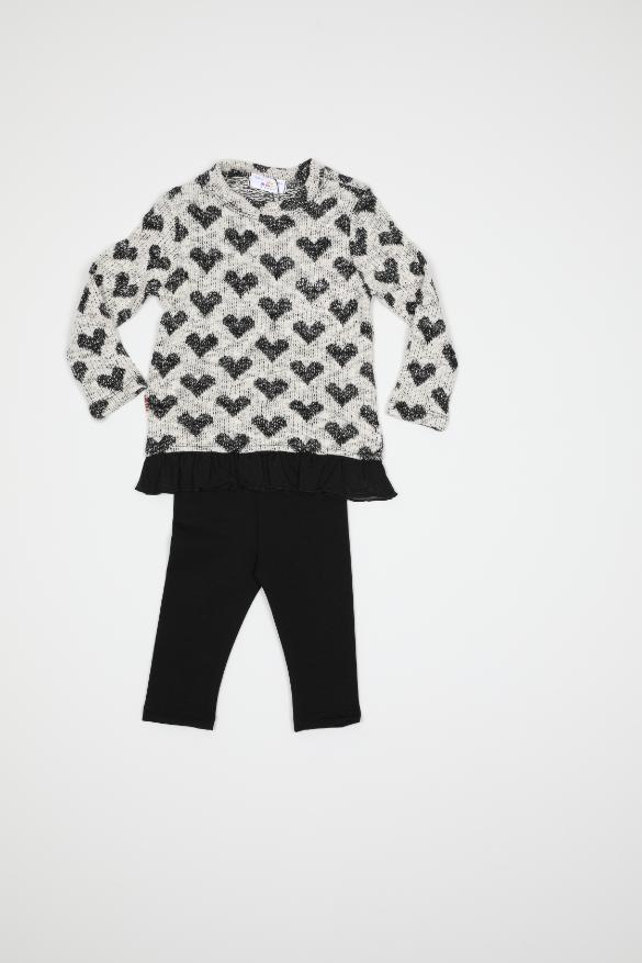 Maia Kids 9940 ЧЕРНЫЙ Детский костюм для девочек