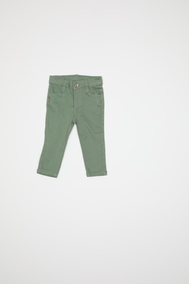 Maia Kids 9871 ЗЕЛЕНЫЙ Детские брюки для младенцев