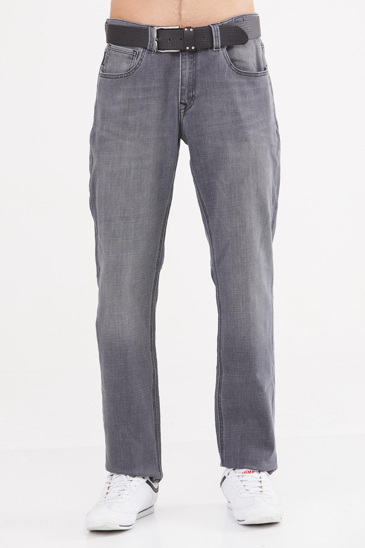 Milano Denso F 6001-1 СЕРЫЙ Мyжские брюки
